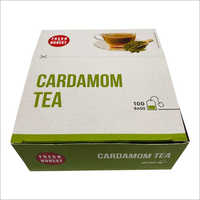 Fresh & Honest Cardamom Tea