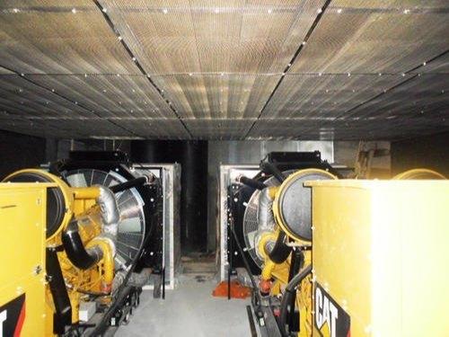 Generator Room Sound Insulation