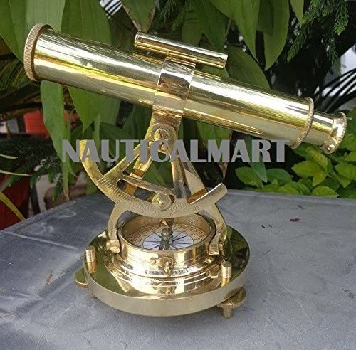 Brass Theodolite - Nautical