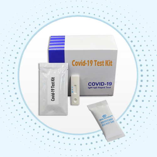 Rapid Test Kit Desiccant