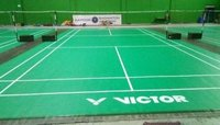 Victor Badminton Court Floor
