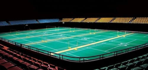 Badminton PVC Vinyl Flooring Service