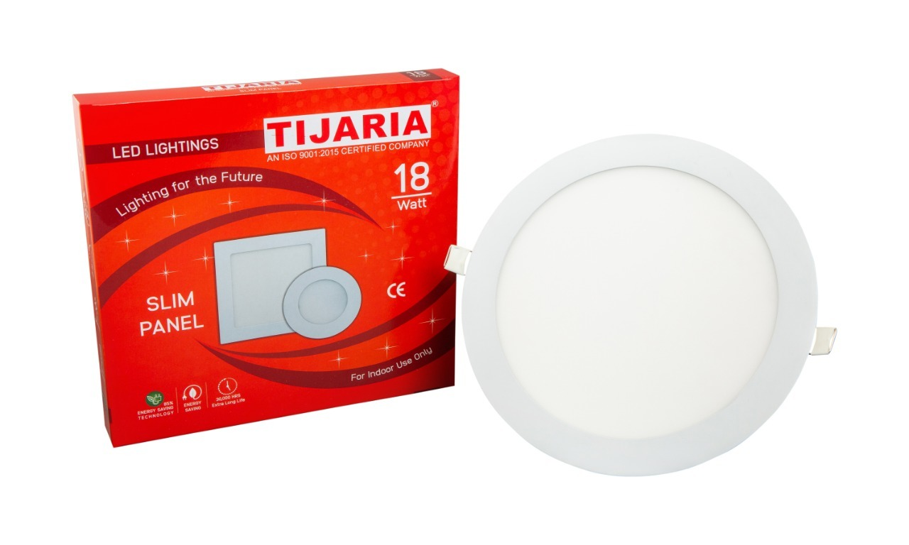 Tijaria Led Slim Panels 18 W