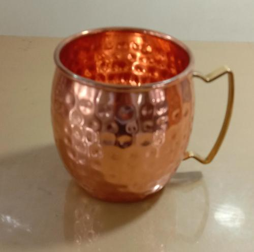 BEER MUG COPPER