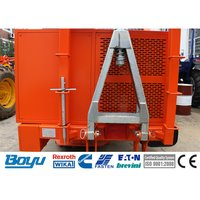 TY2x90 Stringing Equipment Rated Tension 2x90(1x180)KN Hydraulic Tensioner
