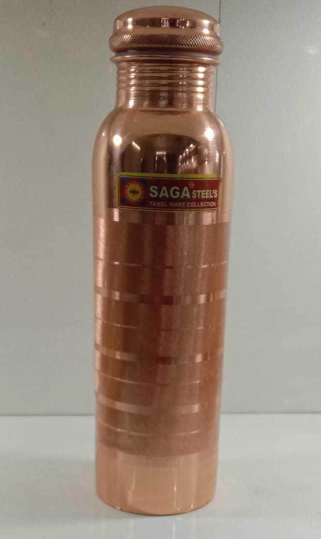 Bottle Copper Luxury