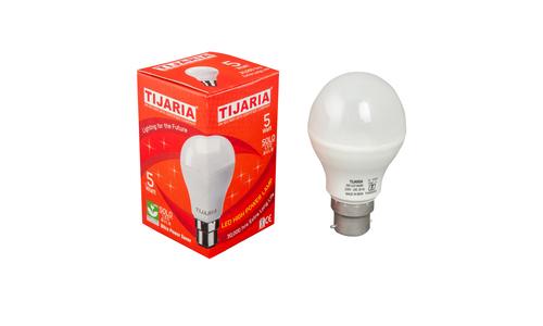 Tijaria LED Solo Bulb -5W