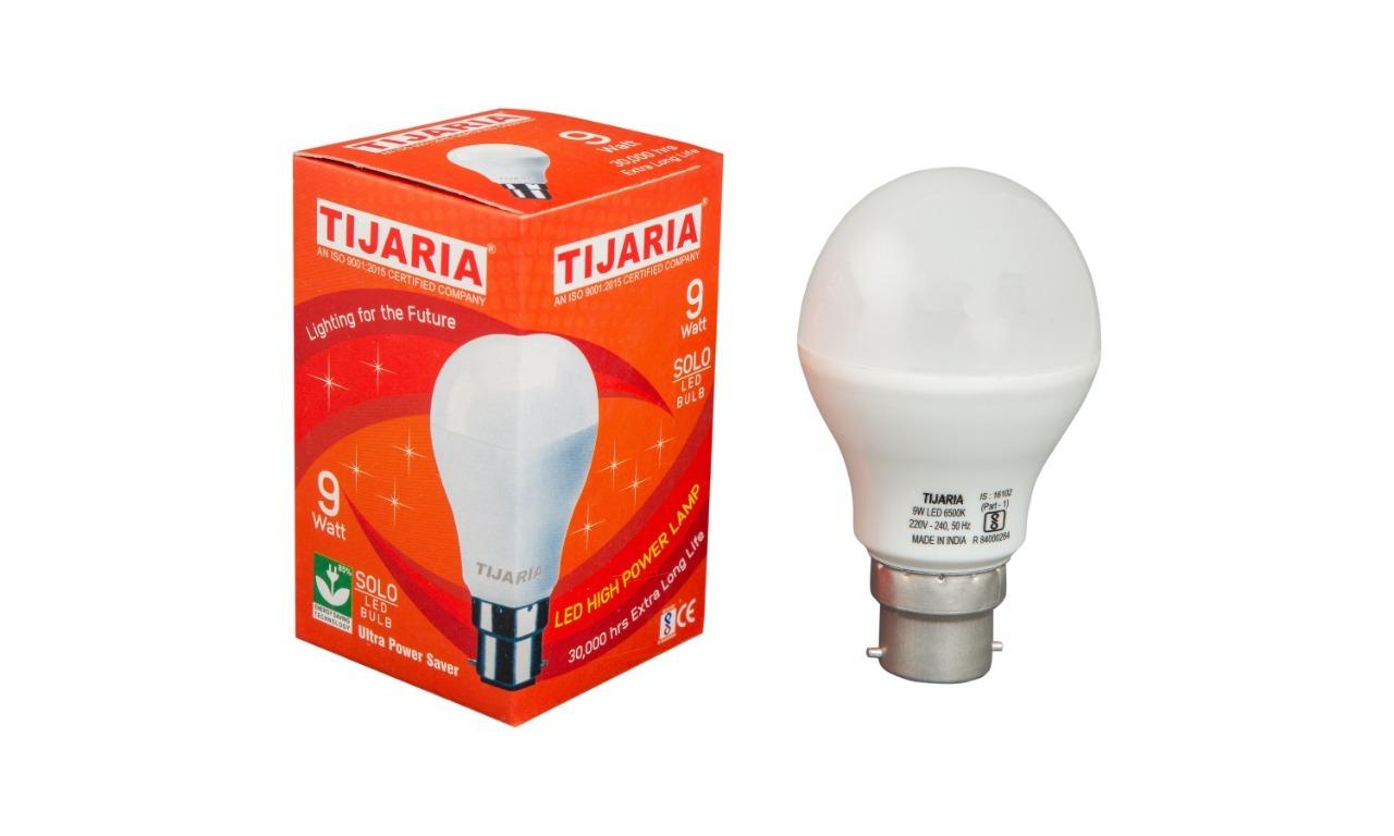 Tijaria LED Solo Bulb-9W