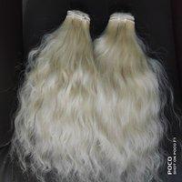 MACHINE WEFT HUMAN HAIR