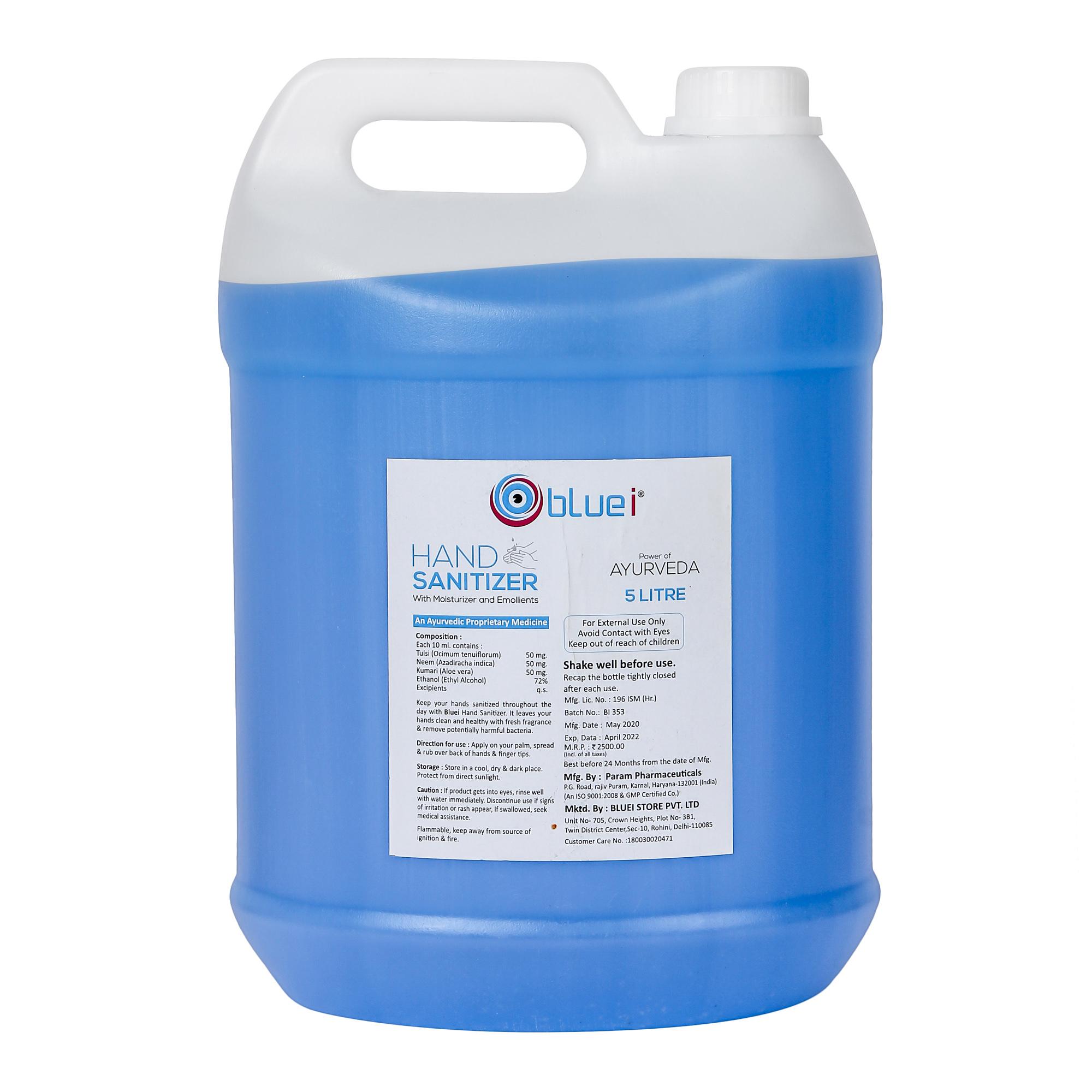Hand Sanitizer 5 liter