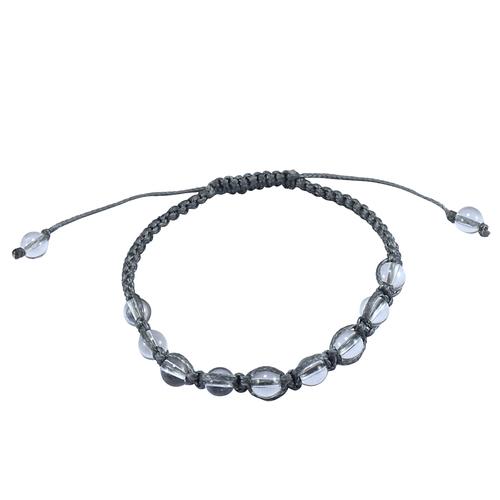 Crystal Quartz Gemstone Bracelet PG-155844