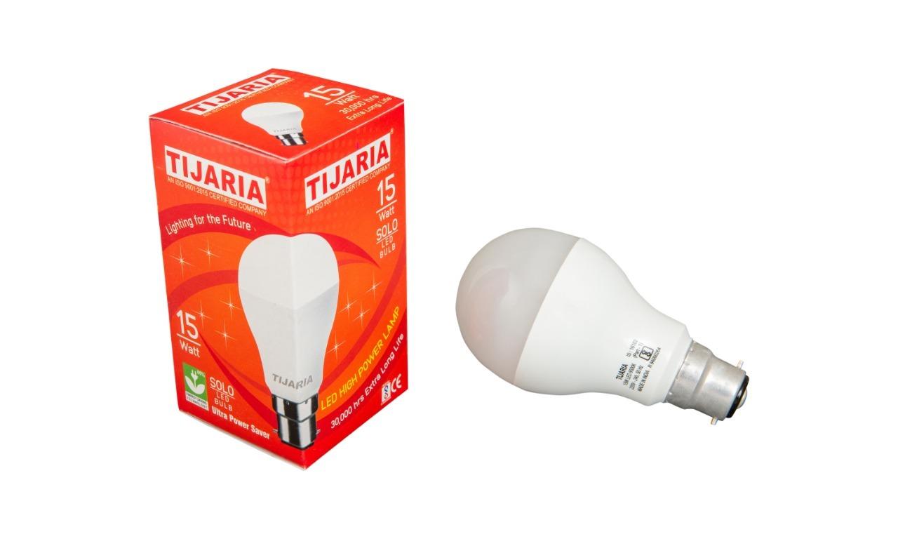 Tijaria LED Solo Bulb-15W
