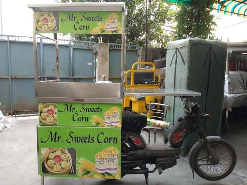 Sweet Corn Cart