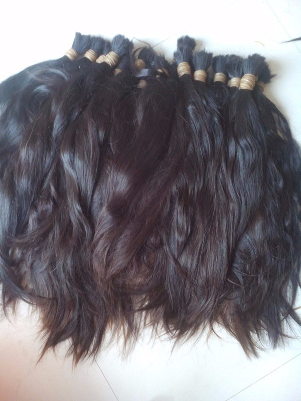 100% SINGLE DONOR REMY HAIR