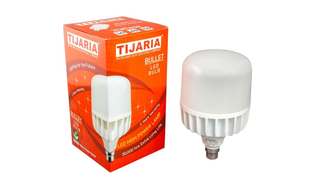 Tijaria LED Bullet Bulb