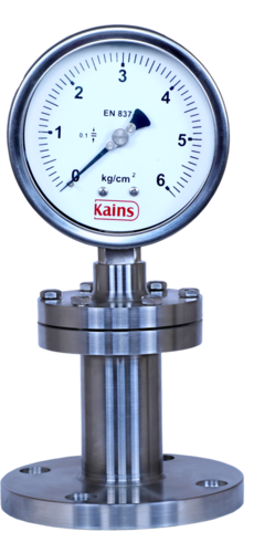 I-Section Flange Diaphragm Gauges
