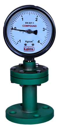 I-Section Flange Diaphragm Gauge