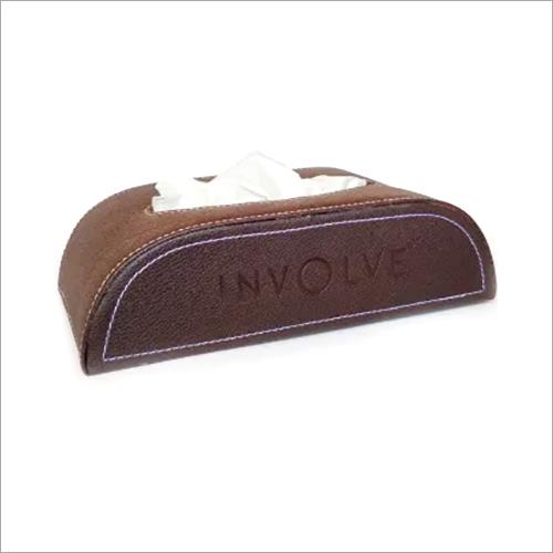 Art Leather Luxury Tissue Box
