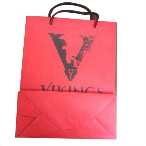 Designer Printed Paper Bag