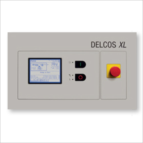 Delcos XL Innovative Touch Screen Compressor Controller