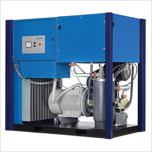 Lubricated Rotary Screw Compressor