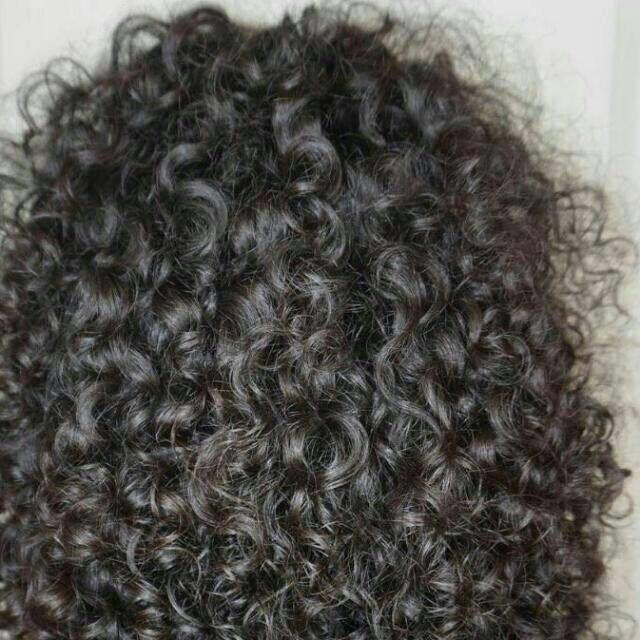 UN PROCESSED HUMAN HAIR
