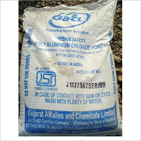Pac Powder Poly Aluminium Chloride Powder