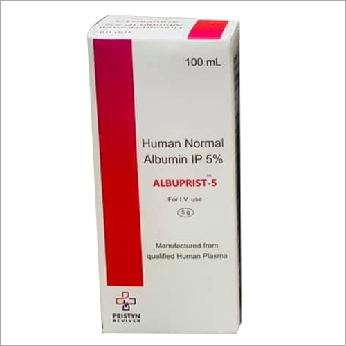 100 ml Human Normal Albumin IP