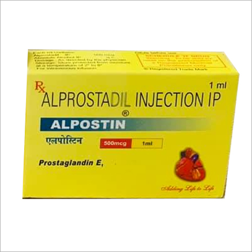 1 ml Alprostadil Injection