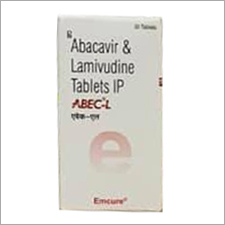 Abacavit And Lamivudine Tabelts IP