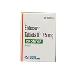 5 mg Entecavir Tablets