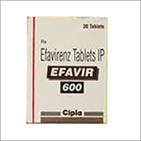 600 EFavirenz Tablets