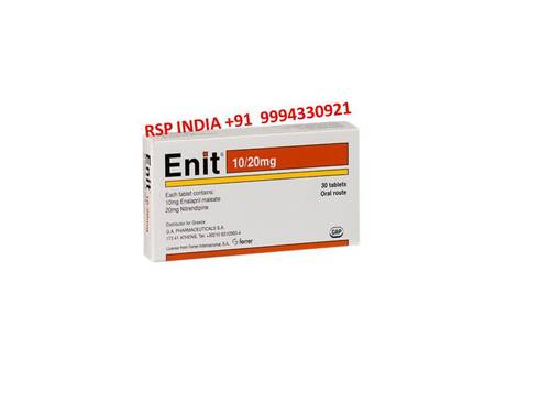 Enit 10-20mg 30 Tablets