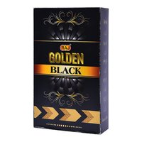 Raj golden black