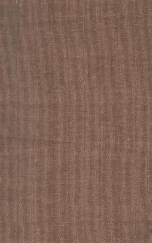 Wash Look Printed Oxford Duck (Brown)