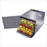 Dehydrator 10 Racks Commercial
