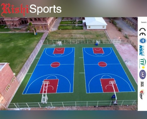 Basketball Sports Flooring Court