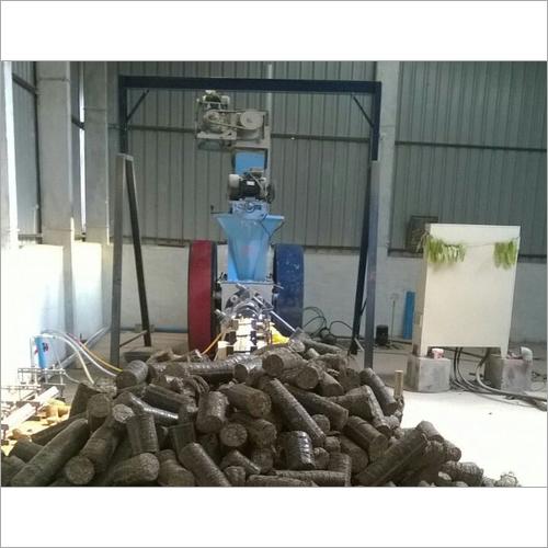 Bio Fuel Briquetting Press