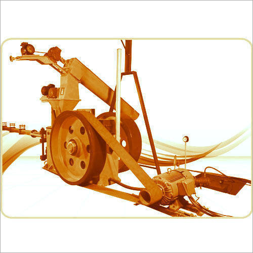 Semi Automatic Pug Mill Or Briquetting Machine