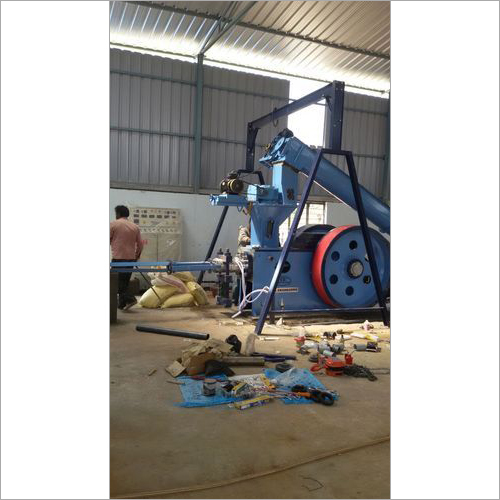 Mustard Husk Briquetting Machine
