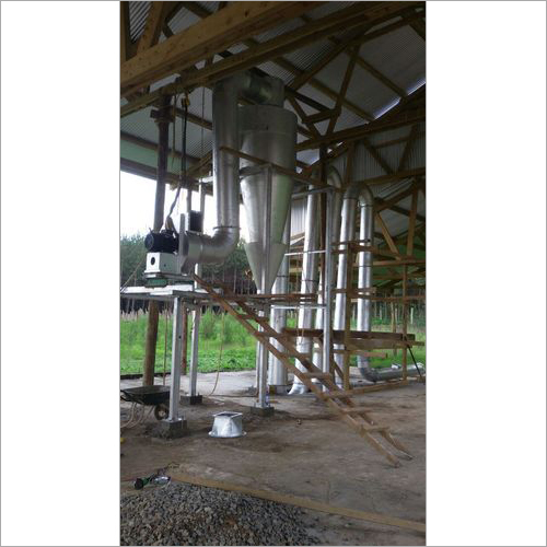 Agricultural Waste Biomass Dryer