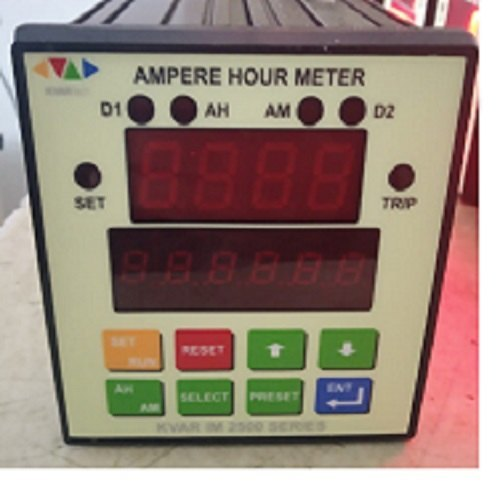 Ampere Hour Minute Meter with Totaliser And Three Doser Control Relays