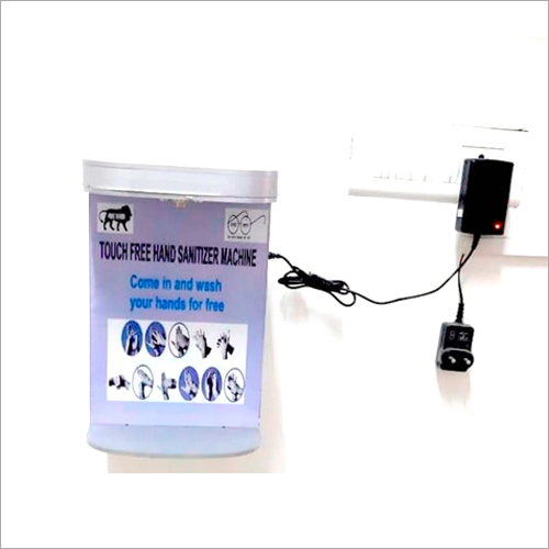 Automatic Touch Free Hand Sanitizer Machine