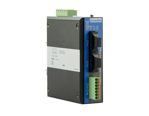 1-port RS-232/485/422 to Fiber Converter(IMF2100)