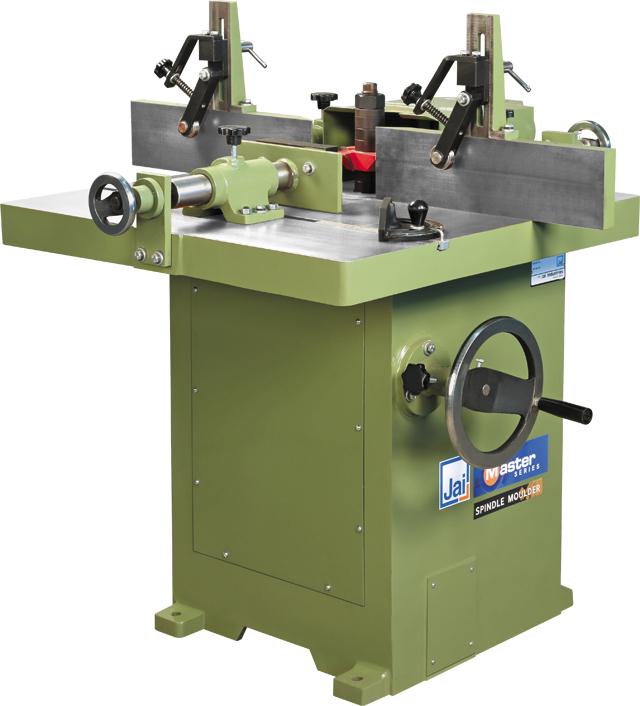 Sliding Table Spindle Moulder Machine