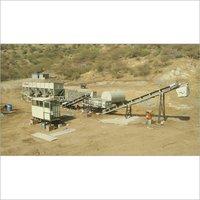 Industrial Wet Mix Macadam Plant