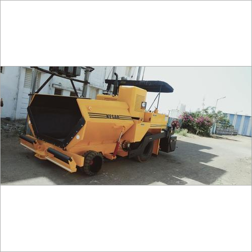 Semi-Automatic Paver Machine