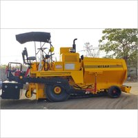 Road Construction Asphalt Paver Finisher