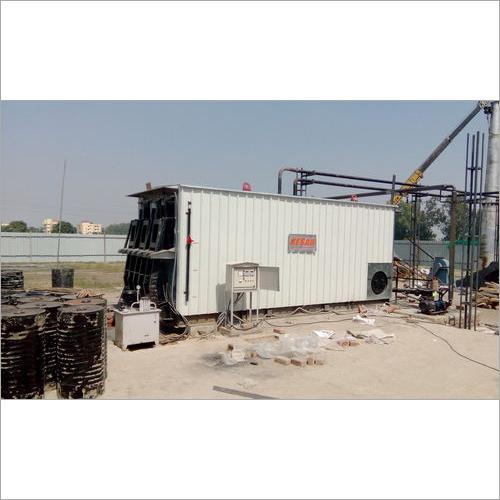 Bitumen Drum Decanting Unit Certifications: Iso 9001-2015
