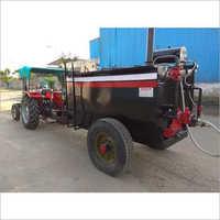 Bitumen Emulsion Sprayer Equipment